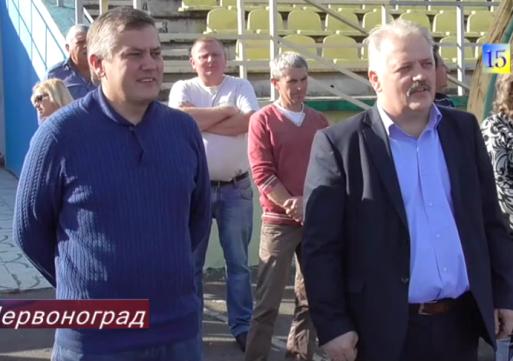 В Червонограді пройшов обласний легкоатлетичний турнір