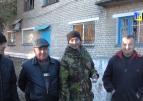 Червоноградські волонтери повернулися з передової