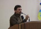 Виступ Юрія Карплюка (сесія ЧМР 3.03.16)